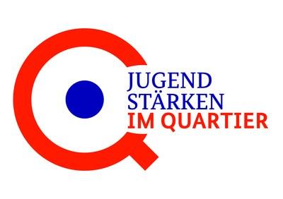Jugend Staerken im Quartier Logo 4C
