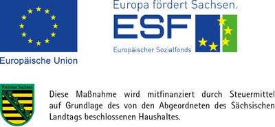 SMWA EFRE ESF Sachsen Logokombi hoch 03