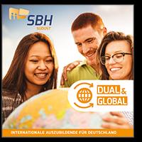 Titelbild Broschüre Dual Global