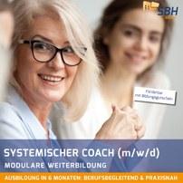 Booklet Systemischer Coach Titel