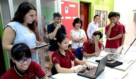 ED-Tech: Die Digitalisierung der Bildung