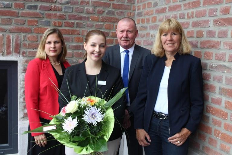 BTZ Krefeld: Feierliche Eröffnung