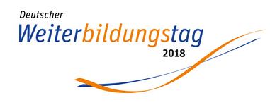 Deutscher Weiterbildungstag 2018: Wir sind dabei.