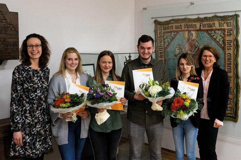 IHK Abschlussprüfung: Unsere Azubis haben erfolgreich ihre Ausbildung abgeschlossen