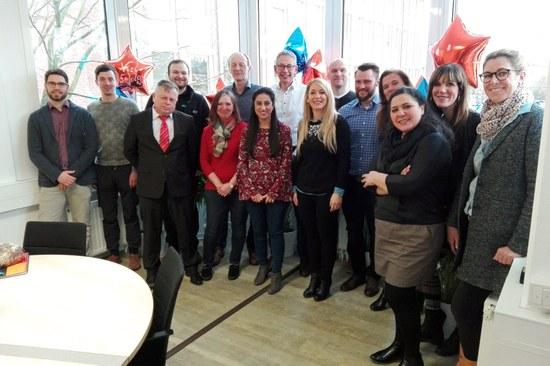 Rhein-Erft-Akademie eröffnet neuen Standort