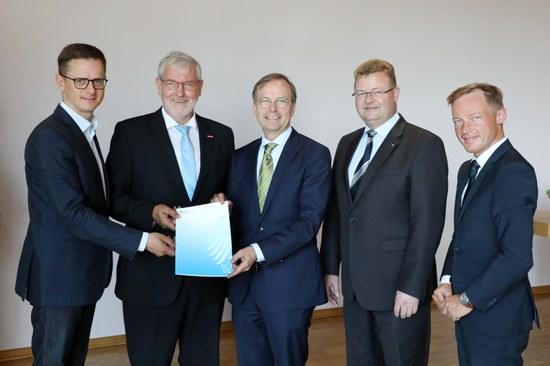 tbz Paderborn erhält Förderung