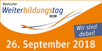 SBH Deutscher Weiterbildungstag 2018