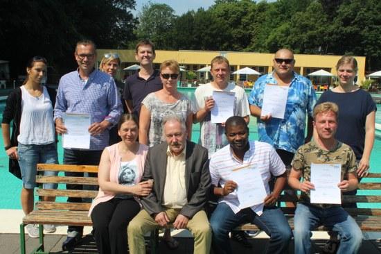 Fachkraft für Lagerlogistik: SBH West GmbH qualifiziert Teilnehmer aus dem Kreis Gütersloh