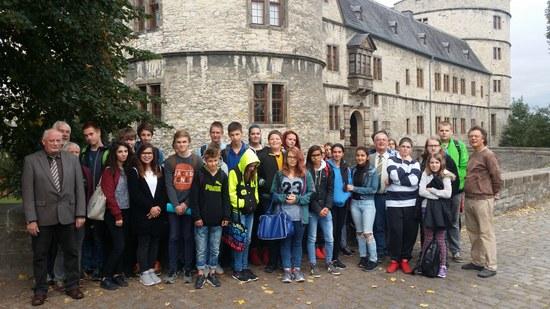 Gegen das Vergessen: Projekt der SBH West GmbH sensibilisiert Schüler gegen Rechtsradikalismus