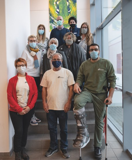 Integration in der Pandemie: Migrant*innen schaffen beruflichen Einstieg