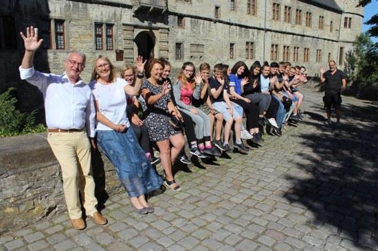 Lernferien: Teamwork für Schülerinnen und Schüler