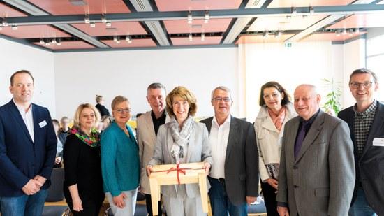 MINT-Projekt der SBH West in Paderborn um drei Jahre verlängert