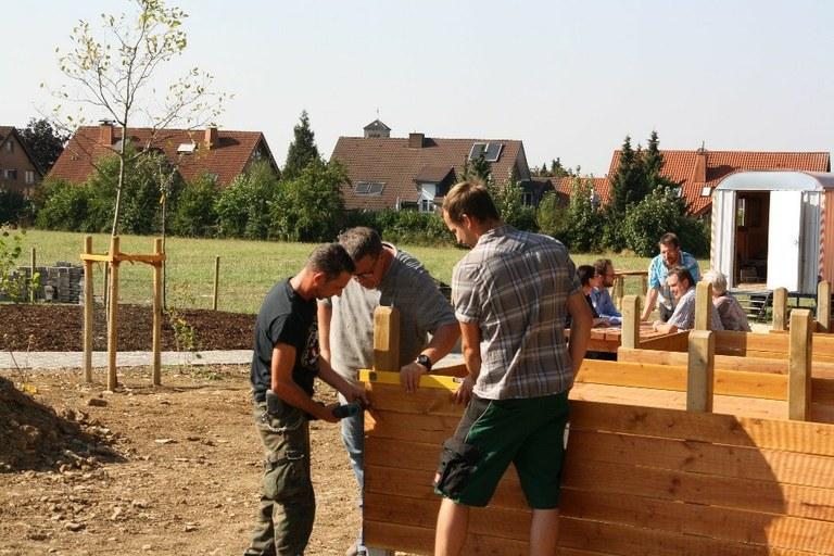 Pilotprojekt: Urban Gardening in Paderborn