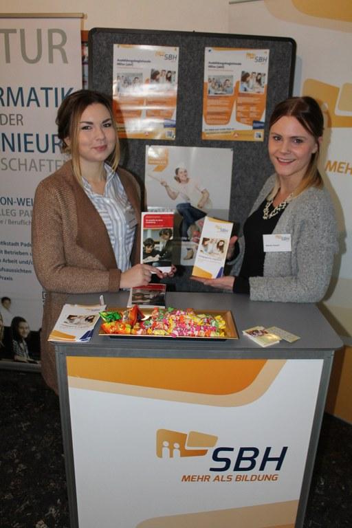 SBH West GmbH auf Bürener Ausbildungsmesse