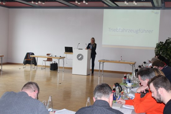 Traumberuf Lokführer: Großer Andrang bei Infoveranstaltung der SBH West GmbH