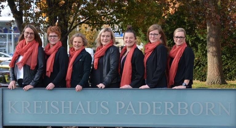 Veranstaltung zum Wiedereinstieg in den Beruf für Frauen im Kreishaus Paderborn